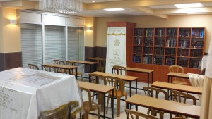 Помещение синагоги Центра