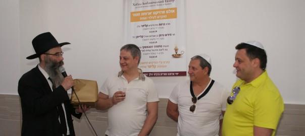 Открытие Благотворительной столовой